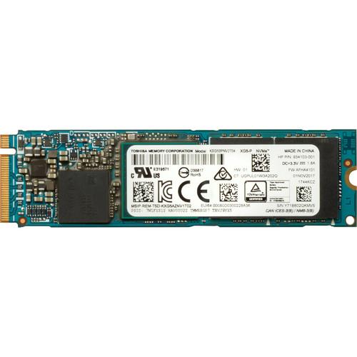 HP 2TB Z Turbo Drive Quad Pro SSD Module