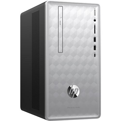 HP Pavilion 590-p0050 Desktop Computer