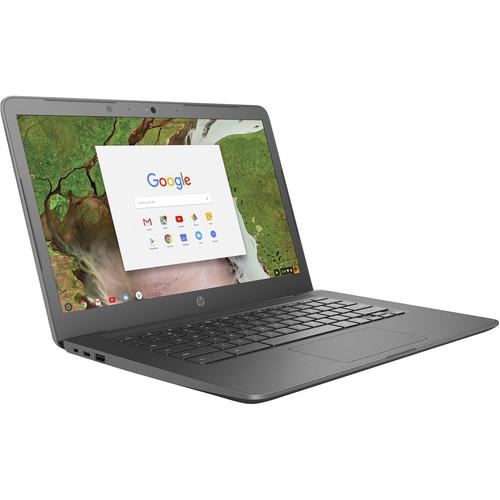"HP 14"" 16GB Chromebook 14 G5"