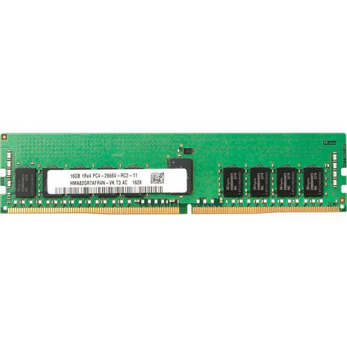 HP 16Gb Ddr4-2666 1X16Gb Necc Ram Sby