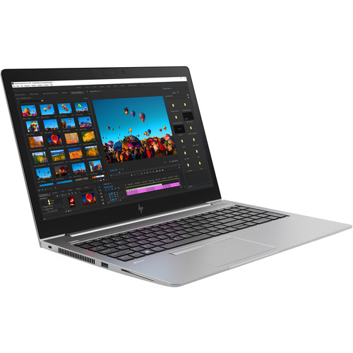 "HP 15.6"" ZBook 15u G5 Mobile Workstation"