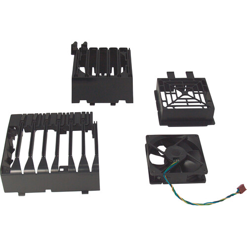 HP Z2 G4 Tower Front Card Guide and Fan Kit