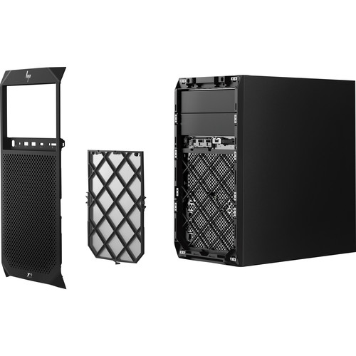 HP Z2 Tower G4 Bezel with Dust Filter