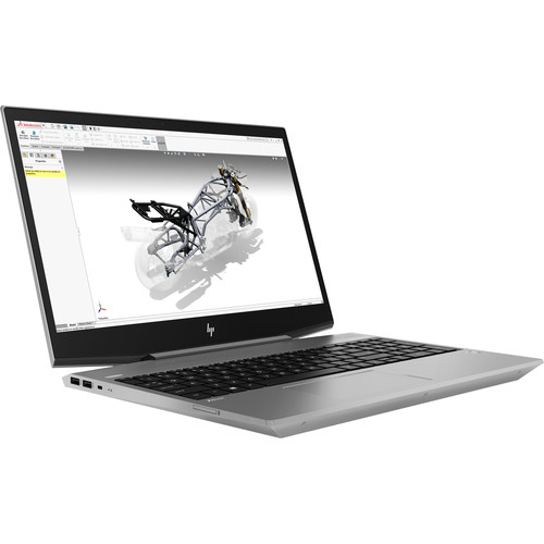 "HP 15.6"" ZBook 15v G5 Multi-Touch Mobile Workstation"