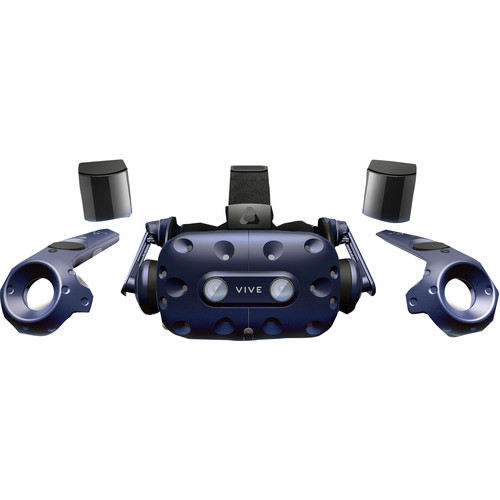 HP Vive Pro Full Kit With Adv+ Service Pack - Promo