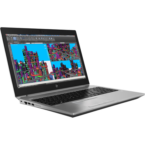 """HP 15.6"""" ZBook 15 G5 Multi-Touch Mobile Workstation"""