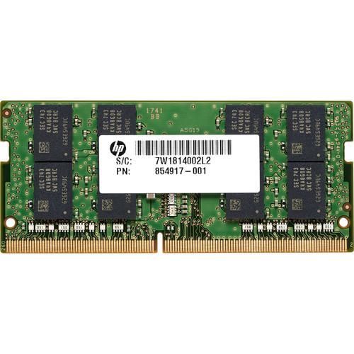 HP 16Gb 2666Mhz Ddr4 Memory Us