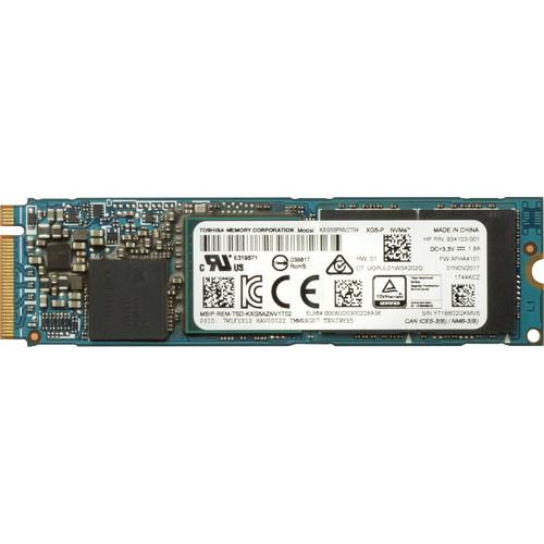 HP 1TB Z Turbo Drive Quad Pro PCIe TLC SSD Module