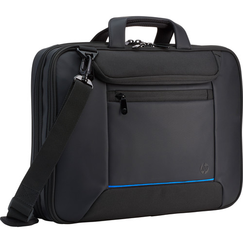 """HP 15.6"""" Recycled Series Top Load Messenger Bag"""