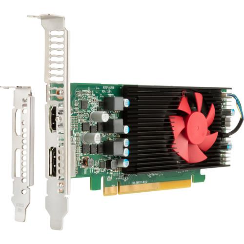 HP Radeon RX 550X Low Profile Graphics Card