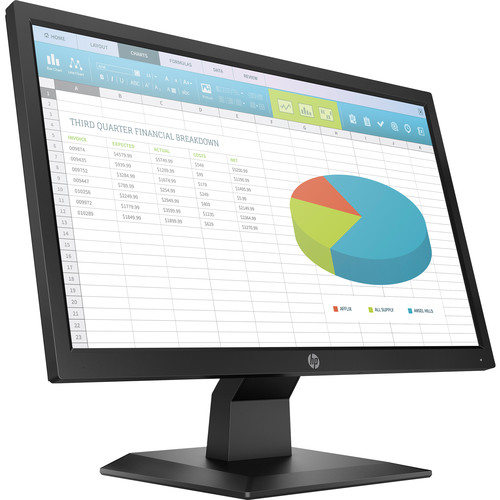 """HP P204 19.5"""" 16:9 TN LED Monitor (Head Only)"""