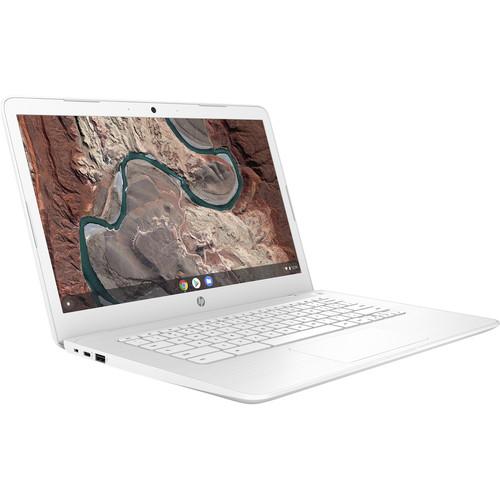 "HP 14"" 32GB Chromebook 14 (Snow White)"