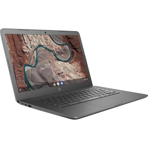 """HP Chromebook 14/ A4-9120/ 4Gb/ 32Gb eMMC/ Chrome/ 14"""" Fhd Ips Non-Touch"""
