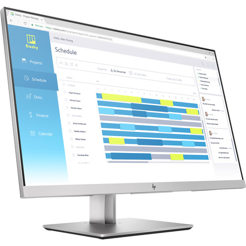 "HP EliteDisplay E273d 27"" 16:9 IPS Monitor (Head Only)"