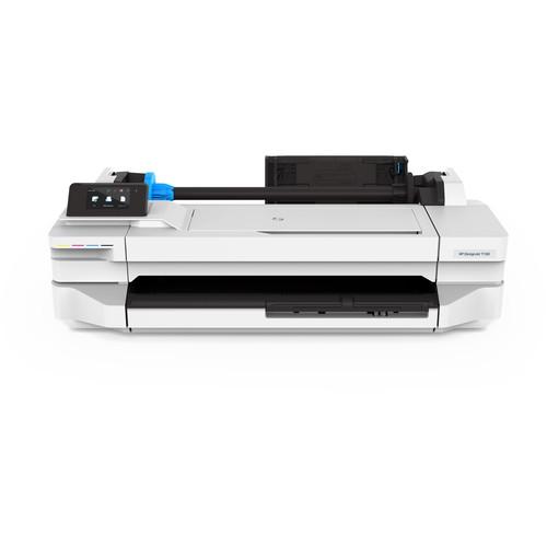 "HP DesignJet T100 24"" Large-Format Inkjet Printer"