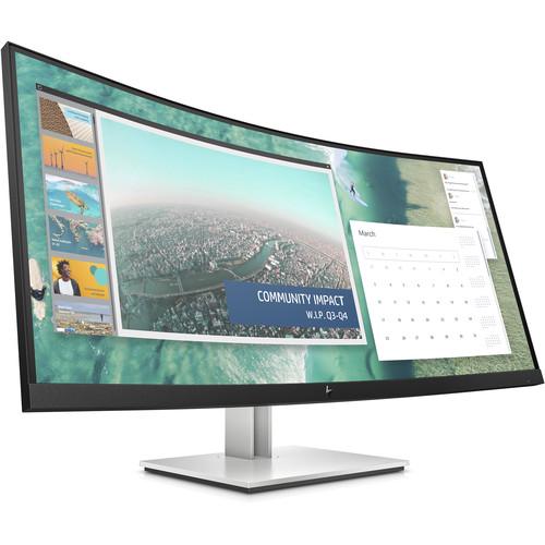 "HP E344c 34"" 21:9 Curved VA Monitor"