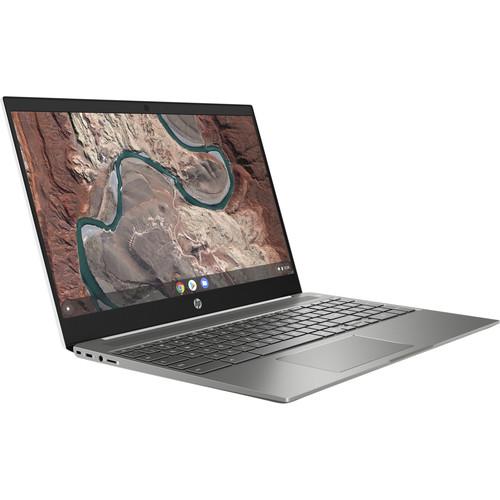 "HP 15.6"" 64GB Multi-Touch Chromebook 15"