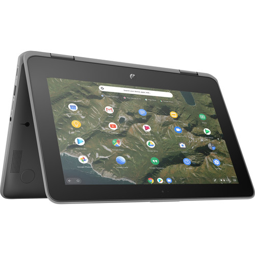 """HP 11.6"""" 32GB Chromebook x360 11 G2 EE Multi-Touch 2-in-1 Laptop"""
