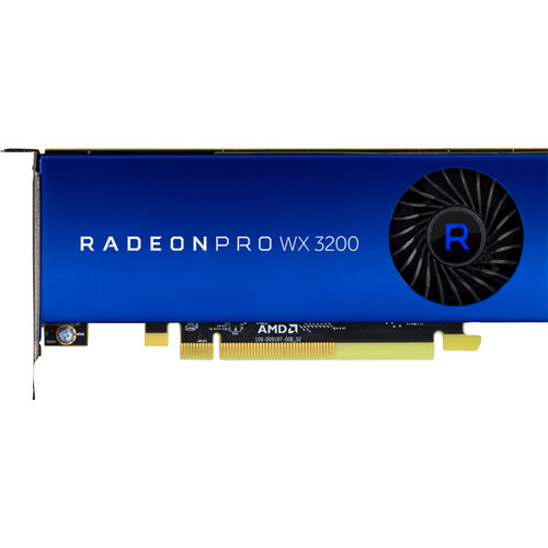 HP Radeon Pro WX 3200 Graphics Card