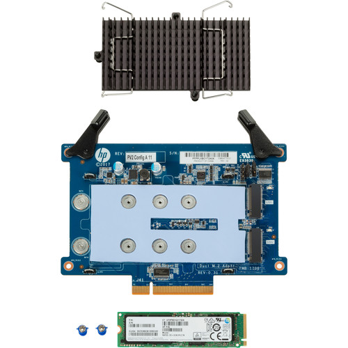 HP 1TB Z Turbo SED TLC SSD Kit (Z8 G4)