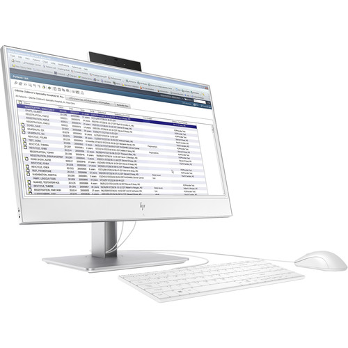 """HP 23.8"""" EliteOne 800 G5 Multi-Touch All-in-One Desktop Computer (Healthcare Edition)"""