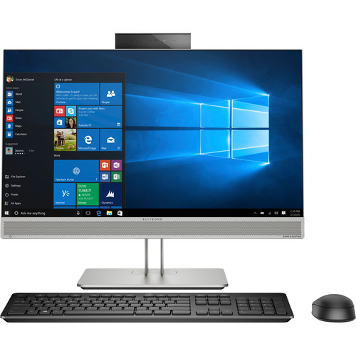 "HP 23.8"" EliteOne 800 G5 Multi-Touch All-in-One Desktop Computer"