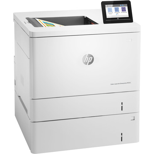 HP LaserJet Enterprise M555x Color Laser Printer