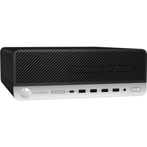 HP EliteDesk 705 G5 Small Form Factor Desktop Computer