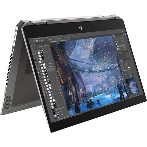 "HP ZBS X360 G5/ i7-9750H/ 2.6GHz/ 16GB/ 512GB SSD/ P1000/  Windows 10 Pro/ 15.6"""