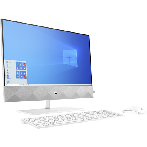 """HP 27"""" Pavilion 27-d0080 Multi-Touch All-in-One Desktop Computer"""