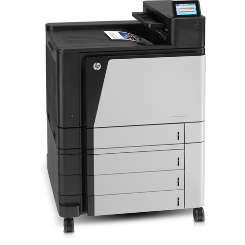 HP Color LaserJet Enterprise M855xh Laser Printer