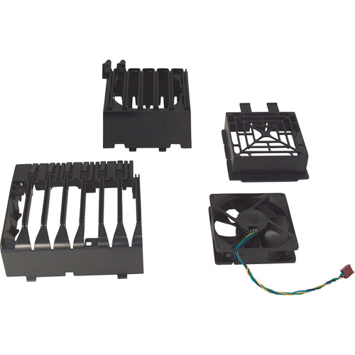 HP Z4 and Z2 Fan and Front Card Guide Kit