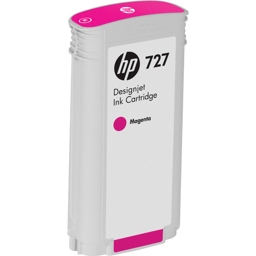 HP 727 Magenta Designjet Ink Cartridge (130 ml)