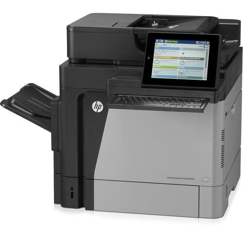 HP LaserJet Enterprise Flow M630z All-in-One Monochrome Laser Printer