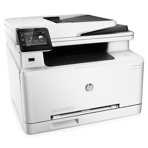 HP LaserJet Pro M277dw Color All-in-One Laser Printer