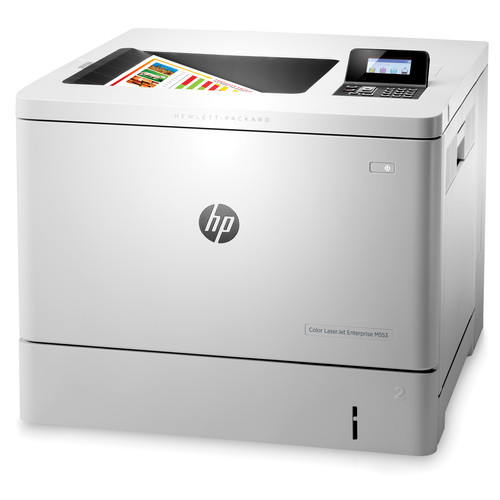 HP LaserJet Enterprise M553n Color Laser Printer