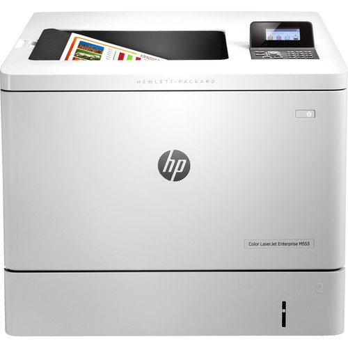 HP LaserJet Enterprise M553dh Color Laser Printer