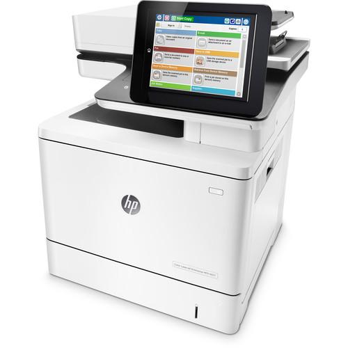 HP Color LaserJet Enterprise M577dn All-in-One Laser Printer
