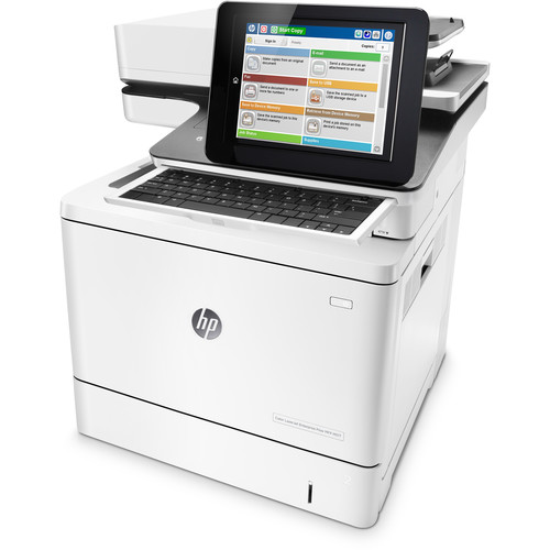 HP Color LaserJet Enterprise Flow M577z All-in-One Laser Printer