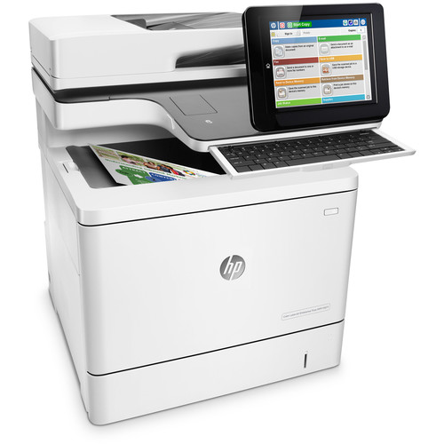 HP Color LaserJet Enterprise Flow M577c All-in-One Laser Printer