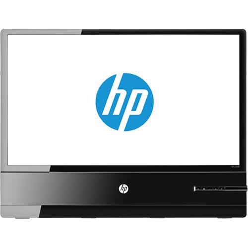 "HP x2401 24"" LED Backlit Monitor"