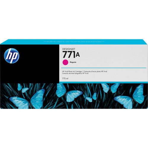 HP 771 Magenta Ink Cartridge (775 ml)