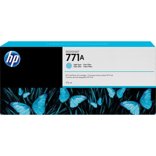 HP 771 Light Cyan Ink Cartridge (775 ml)