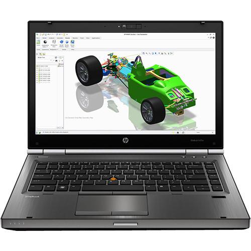 """HP 8470w B8V70UT 14"""" EliteBook Mobile Workstation"""