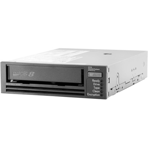 Hewlett Packard Enterprises StoreEver LTO-8 Ultrium 30750 Internal Tape Drive with SAS