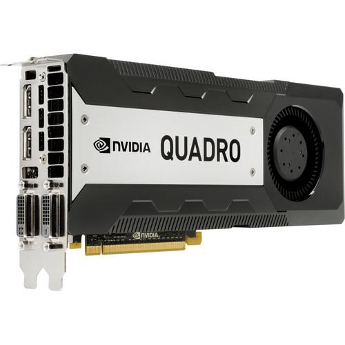HP Quadro K6000 Graphics Card