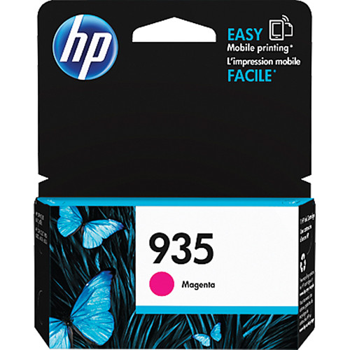 HP 935 Magenta Ink Cartridge