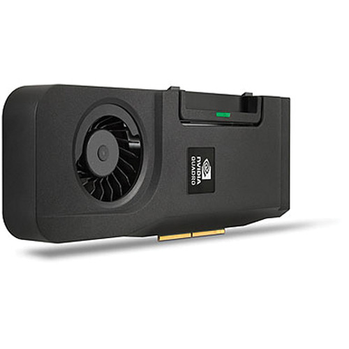 HP NVIDIA Quadro K3000M Graphics Card