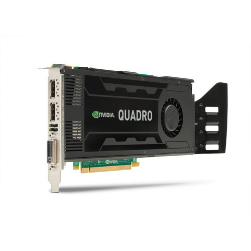 HP NVIDIA Quadro K4000M Graphics Card for HP Z1 Workstation