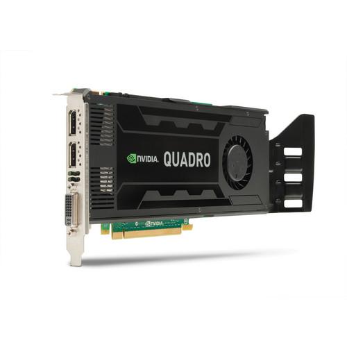 HP NVIDIA Quadro K4000M PROMO Graphics Card